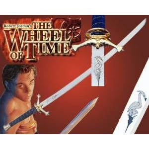 Wheel of Time Heron Mark Sword of Rand al'Thor