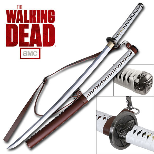 Walking Dead Michonne's Katana Sword