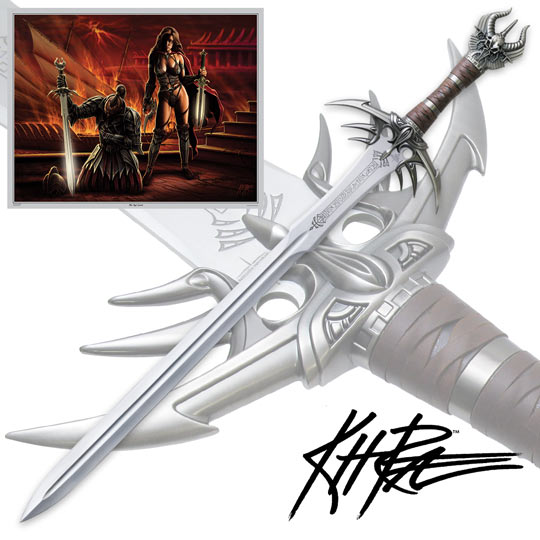 Anathar Sword of Power (OUT OF STOCK)